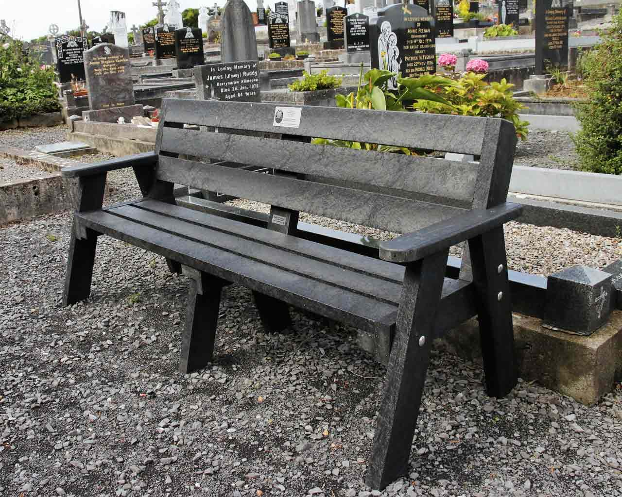 Memorial Benches Murray S Recycled Plastic