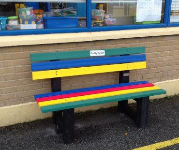 Buddy bench 1