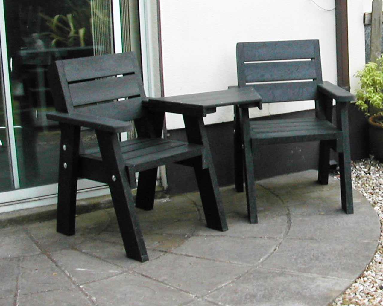 Armchair Companion Set