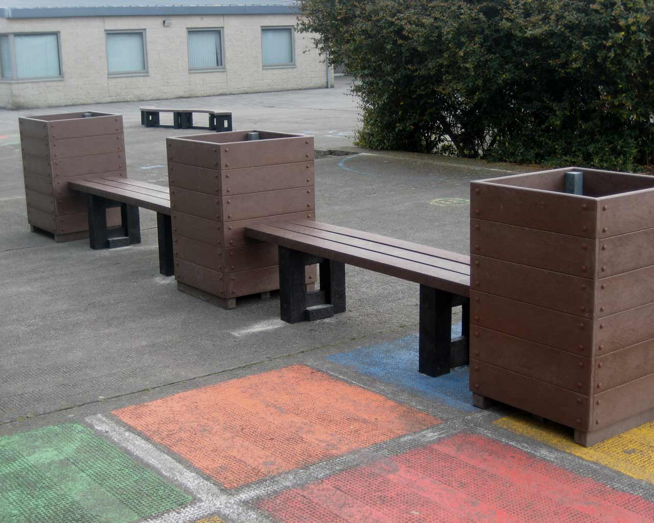 Claggan Bench Without Back
