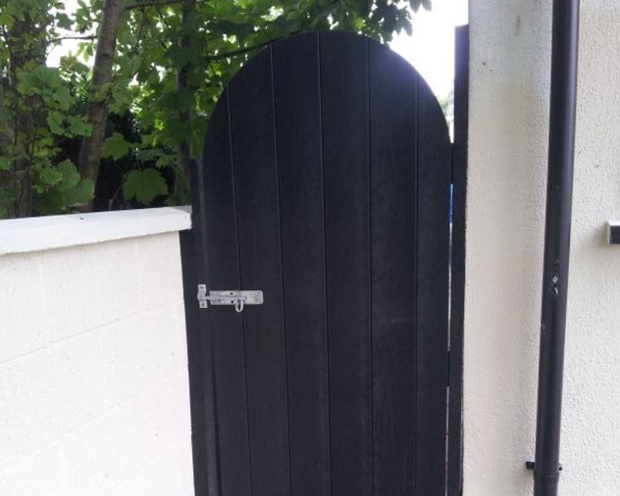 Gates with T&G Boards