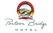 Pontoon Bridge Hotel logo