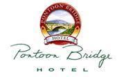 Pontoon Bridge Hotel logo