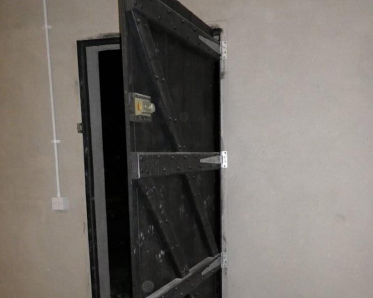 Shed Doors